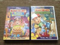 Disneys Handy Manny DVD's x2 £3 EACH