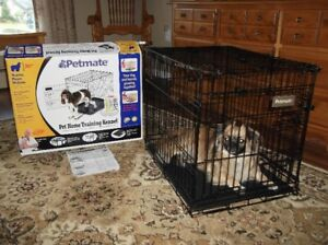 PETMATE PET HOME TRAINING KENNEL