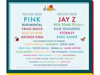 2x V Festival Weekend NO Camping Tickets Hylands Park