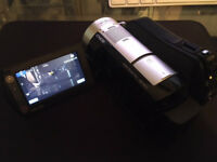 Sony Handycam HDR-SR10E in excellent condition, like new