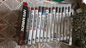 Xbox 360 , ps2/ps3 /ps4games , 3ds/ds games