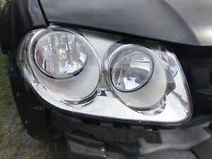 2008 Volkswagen jetta headlight