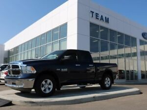 2015 Ram 1500 SLT QUAD ACCIDENT FREE