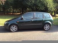 2004 Ford FOCUS C-MAX. BRILLIANT DRIVE.RECENTLY SERVICED.SERVICE HISTORY.E/W.NO VAT