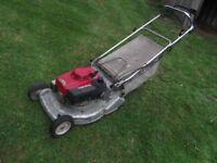 Honda HR 216 Lawnmower