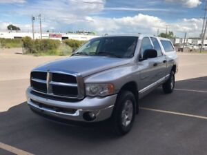 2005 Dodge Ram 1500 Power 4X4