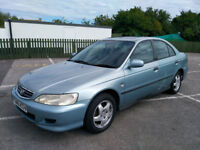 Low mileage for Year Honda Accord