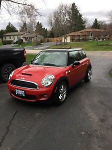 2008 Mini Cooper S 6spd TURBO
