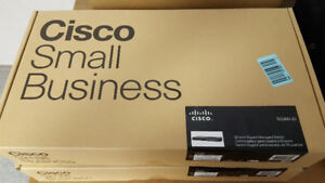 Cisco SG300-20  20-Port Gigabit Managed Switch - $250 each