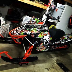 ARCTIC CAT XF800 HIGH COUNTRY 2015