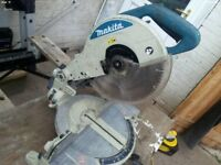 Makita 110v miter chop saw