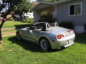 2003 BMW Z4 Convertible, magnificent shape