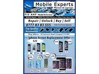MOBILE REPAIR IPHONE REPAIR AND ALL MOBILE UNLOCKING LOW PRICES GREAT SERVICE