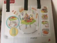 Fisher price roaring forest jumperoo