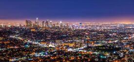1 flight ticket London - Los Angeles 10.AUG