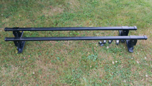 Thule roof rack Honda civic sedan