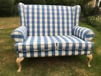 Parker Knoll 2 seater settee