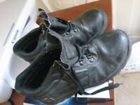 Work boots size 9