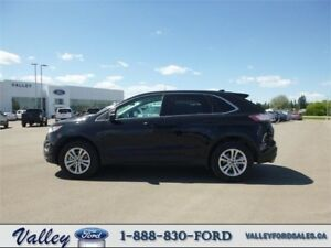 ALL WHEEL DRIVE with DRIVER ASSIST! 2016 Ford Edge SEL CROSSOVER