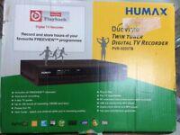 Humax Twin Tuner Digital TV Recorder PVR-9200TB
