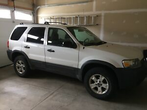 2005 Ford Escape XLT V6 FWD
