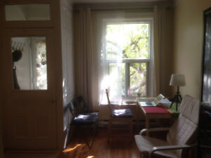 Autumn 4 1/2 Sublet - Mile End