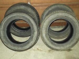 Dunlop SP Sport A2, Pair of 215/60/15 Tires