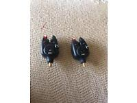 Fox mr+ alarms and receiver