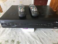 Virgin box & 2 remotes
