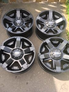 """Mags Jantes Roues 18"""" x 9.0""""  6x135 / 6x139.7"""