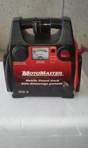 Motomaster mobilepower pack 300A