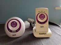 Kiddicare Hush Comfort Baby Monitor £15