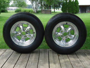 CRAGAR  RIMS AND TIRES  -   MULTI  FIT.