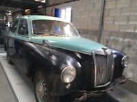 MG Magnette ZB wanted