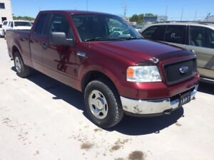 2005 Ford F-150..Low km.. clean title..Low price
