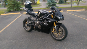 2008 Triumph Daytona For Sale/Trade