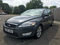 Ford Mondeo 1.8TDCi 125 6sp 2007.5MY Zetec GREY ESTATE