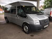 Ford Transit 135 T350 RWD 14 Seater Mini bus