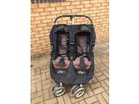 Double Baby Jogger Stroller