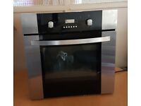 Built In Electric Oven 60cm HOF605SS