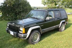 1995 Jeep Cherokee Country model
