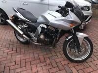 Kawasaki ZR750 S K6F only 8000 miles.