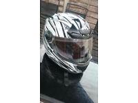 THH TS-44 Motorbike Helmet