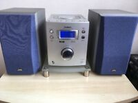 Goodmans Stereo with CD player and DAB radio