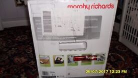 Morphy Richards allergy 700006 vacuum cleaner NEW