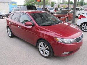 2011 Kia Forte SX LUXURY LOADED !!