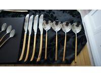 26 piece cutlery set