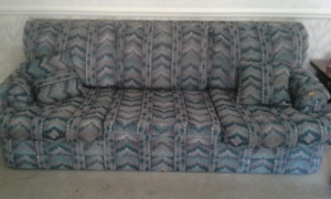FREE Old couch and armchair
