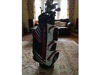 Golf Cart Bag 100% Waterproof