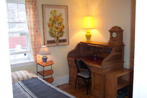 Sept-Apr  (8 month Term or Annual) QUIET ROOM/near DAL